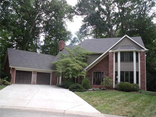 8417 Campbell Court, Mooresville, IN 46158 (MLS #21811341) :: Ferris Property Group