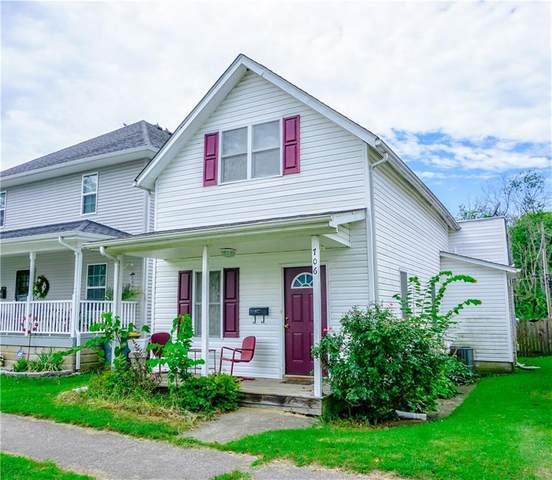 706 S Poplar Street, Seymour, IN 47274 (MLS #21811383) :: Ferris Property Group