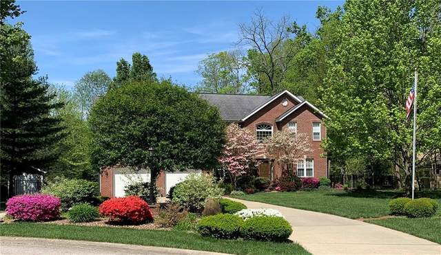6 Hickory Lane, Batesville, IN 47006 (MLS #21811400) :: Mike Price Realty Team - RE/MAX Centerstone