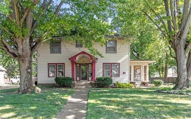 34 W Main Street, Brownsburg, IN 46112 (MLS #21811406) :: Ferris Property Group