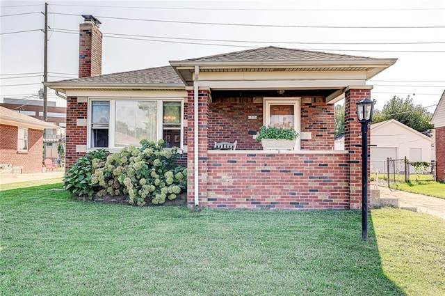 1315 N Downey Avenue, Indianapolis, IN 46219 (MLS #21811413) :: Mike Price Realty Team - RE/MAX Centerstone