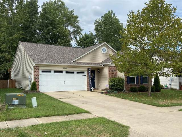 2994 Welcome Way, Greenwood, IN 46143 (MLS #21811424) :: Mike Price Realty Team - RE/MAX Centerstone