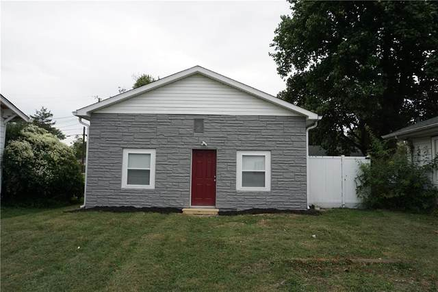 606 Woodrow Avenue, Indianapolis, IN 46241 (MLS #21811427) :: Mike Price Realty Team - RE/MAX Centerstone
