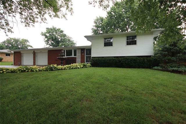 3939 Rainbow View Drive, Indianapolis, IN 46221 (MLS #21811437) :: Mike Price Realty Team - RE/MAX Centerstone