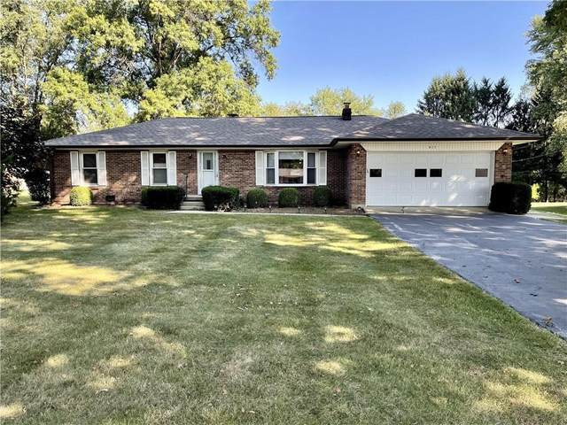 617 Medallion Drive, Greencastle, IN 46135 (MLS #21811451) :: Mike Price Realty Team - RE/MAX Centerstone
