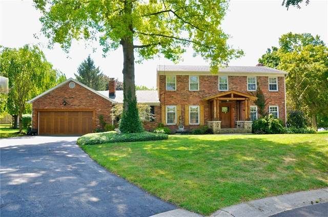 306 Sussex Circle, Noblesville, IN 46062 (MLS #21811452) :: Mike Price Realty Team - RE/MAX Centerstone