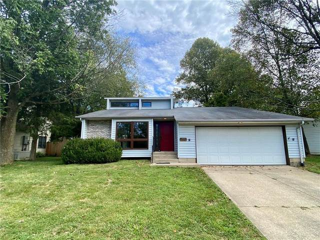 3920 W Woodhaven Drive, Bloomington, IN 47403 (MLS #21811455) :: Mike Price Realty Team - RE/MAX Centerstone