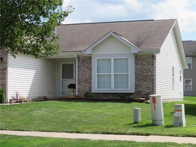 11537 Seabiscuit Drive, Noblesville, IN 46060 (MLS #21811460) :: Richwine Elite Group