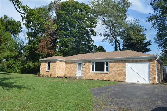 108 E County Road 200 S, Danville, IN 46122 (MLS #21811467) :: Mike Price Realty Team - RE/MAX Centerstone