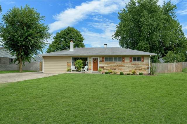 6263 Eastgate Ave, Indianapolis, IN 46236 (MLS #21811491) :: Pennington Realty Team