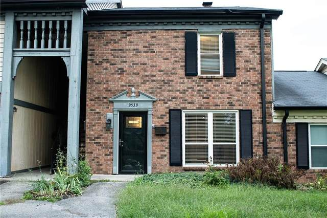 9539 Grinnell Street, Indianapolis, IN 46268 (MLS #21811497) :: Pennington Realty Team
