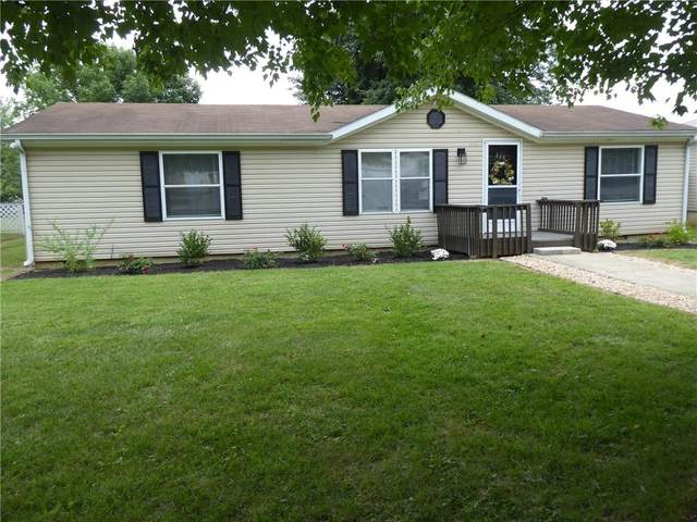 448 Stardust Way, Cloverdale, IN 46120 (MLS #21811502) :: The Indy Property Source
