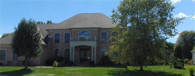 7379 Park Shore, Avon, IN 46123 (MLS #21811505) :: Mike Price Realty Team - RE/MAX Centerstone