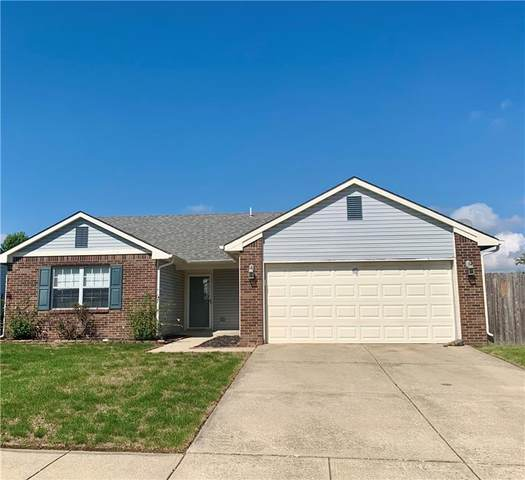 194 Leonainie Court, Greenfield, IN 46140 (MLS #21811514) :: AR/haus Group Realty