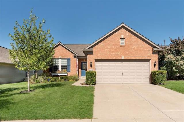 13952 Avalon Boulevard, Fishers, IN 46037 (MLS #21811523) :: Mike Price Realty Team - RE/MAX Centerstone