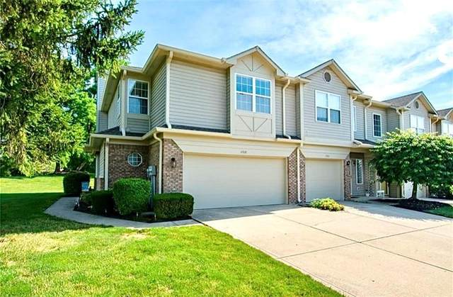 11328 Fonthill Drive, Indianapolis, IN 46236 (MLS #21811536) :: The Evelo Team