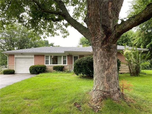102 Oleta Drive, Indianapolis, IN 46217 (MLS #21811538) :: AR/haus Group Realty