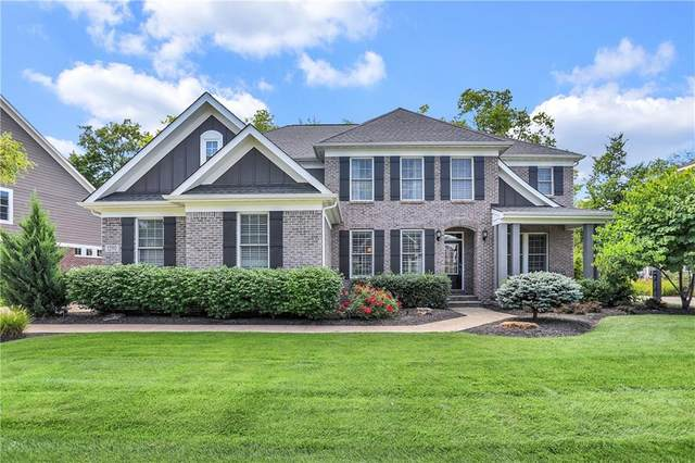 12392 Clover Hill Trace, Fishers, IN 46037 (MLS #21811559) :: Heard Real Estate Team | eXp Realty, LLC