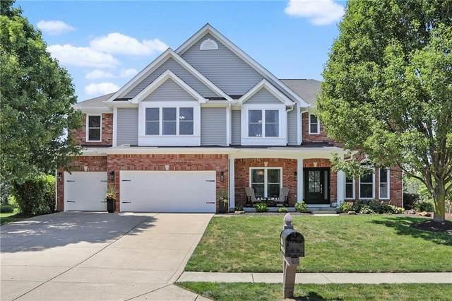 14816 Newport Drive, Westfield, IN 46074 (MLS #21811563) :: Ferris Property Group