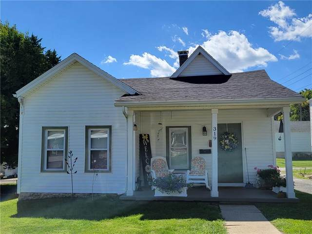 319 E North Street, Greensburg, IN 47240 (MLS #21811591) :: Mike Price Realty Team - RE/MAX Centerstone