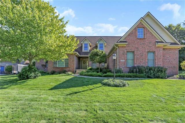 4899 Austin Trace, Zionsville, IN 46077 (MLS #21811597) :: The ORR Home Selling Team