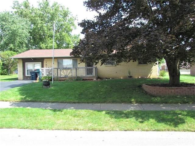 1519 Yazoo Drive, Beech Grove, IN 46107 (MLS #21811599) :: Pennington Realty Team
