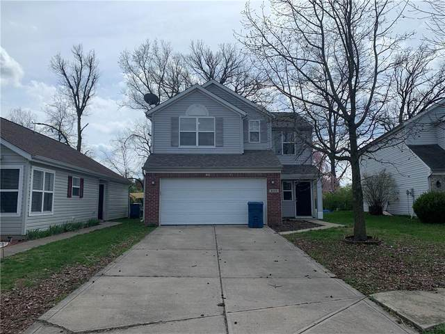 9223 Timpani Way, Indianapolis, IN 46231 (MLS #21811613) :: Mike Price Realty Team - RE/MAX Centerstone