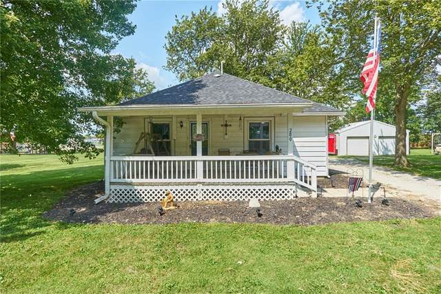 200 E Park Street, Colfax, IN 46035 (MLS #21811645) :: Mike Price Realty Team - RE/MAX Centerstone
