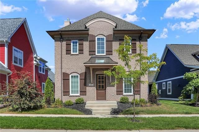 1690 Rossmay Drive, Westfield, IN 46074 (MLS #21811648) :: Ferris Property Group