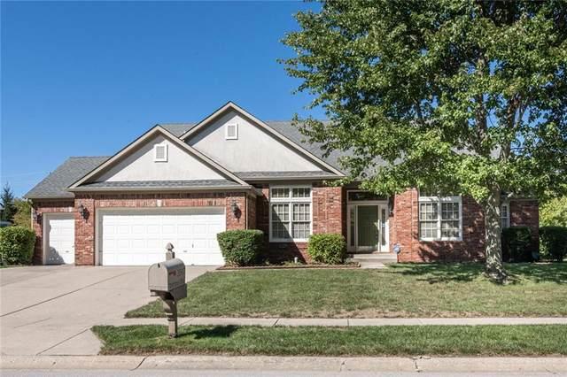 3592 Inverness Boulevard, Carmel, IN 46032 (MLS #21811649) :: Heard Real Estate Team | eXp Realty, LLC