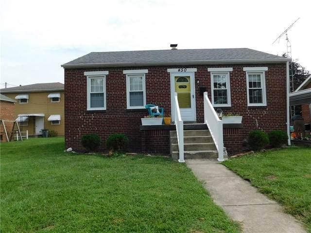450 Kessler Boulevard, Seymour, IN 47274 (MLS #21811663) :: Ferris Property Group
