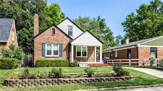 1020 E 60th Street, Indianapolis, IN 46220 (MLS #21811669) :: Dean Wagner Realtors