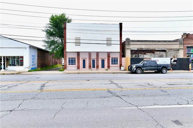 2520 W Michigan Street, Indianapolis, IN 46222 (MLS #21811691) :: Ferris Property Group