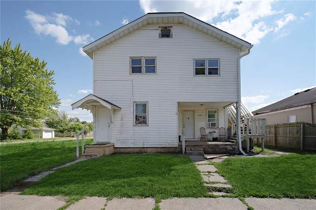 1203 W 1st Street, Muncie, IN 47305 (MLS #21811693) :: The ORR Home Selling Team
