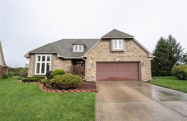 2056 Gallery Court, Indianapolis, IN 46229 (MLS #21811727) :: Dean Wagner Realtors