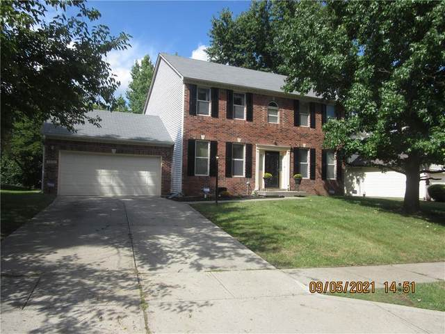 5532 N Meadow Drive, Indianapolis, IN 46268 (MLS #21811742) :: Mike Price Realty Team - RE/MAX Centerstone