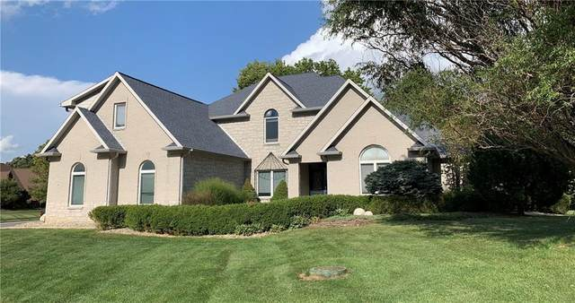 1673 Blue Phlox Drive, Avon, IN 46123 (MLS #21811743) :: AR/haus Group Realty