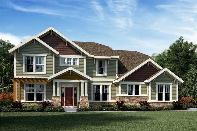 4851 Denton Drive, Zionsville, IN 46077 (MLS #21811746) :: Ferris Property Group