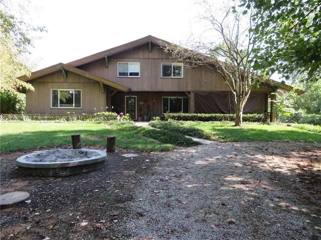 2368 W 1150 N, Alexandria, IN 46001 (MLS #21811751) :: The ORR Home Selling Team
