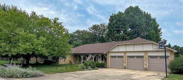 9112 Tansel Court, Indianapolis, IN 46234 (MLS #21811768) :: Mike Price Realty Team - RE/MAX Centerstone
