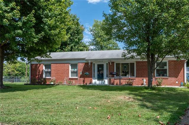 1955 Churchill Road, Franklin, IN 46131 (MLS #21811777) :: Mike Price Realty Team - RE/MAX Centerstone