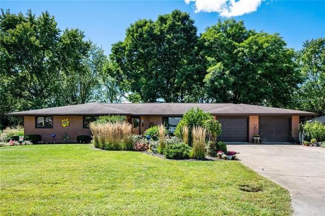 1307 N Balsam Drive, Muncie, IN 47304 (MLS #21811809) :: The Indy Property Source