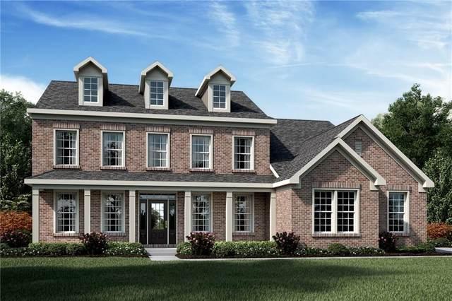 8271 Denton Drive, Zionsville, IN 46077 (MLS #21811810) :: Ferris Property Group