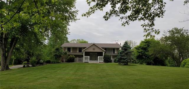 1360 Bill Smith Road, Martinsville, IN 46151 (MLS #21811819) :: Mike Price Realty Team - RE/MAX Centerstone