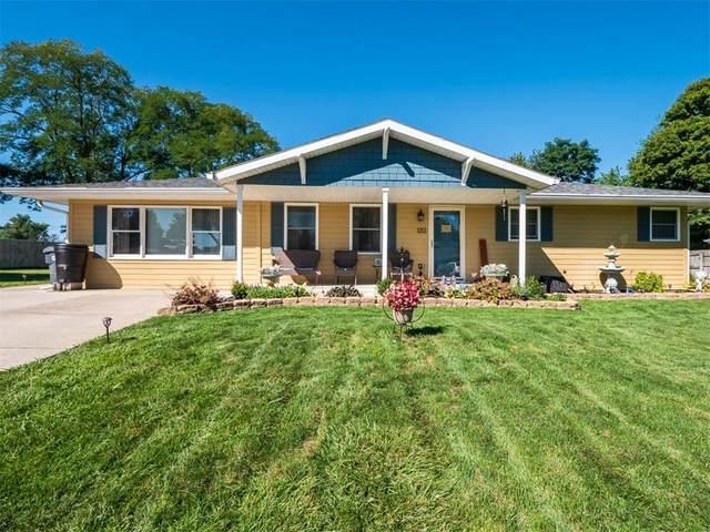 1213 S Sarasota Drive, Yorktown, IN 47396 (MLS #21811827) :: The ORR Home Selling Team