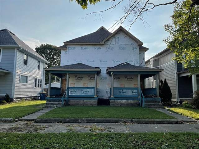 2433 Carrollton Avenue, Indianapolis, IN 46205 (MLS #21811829) :: Mike Price Realty Team - RE/MAX Centerstone