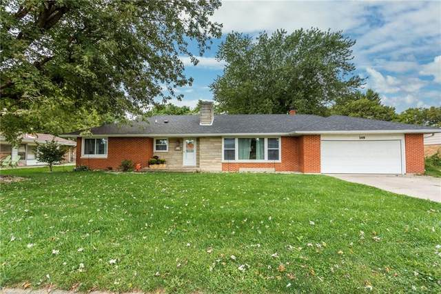 149 Millcreek Drive, Chesterfield, IN 46017 (MLS #21811838) :: Mike Price Realty Team - RE/MAX Centerstone