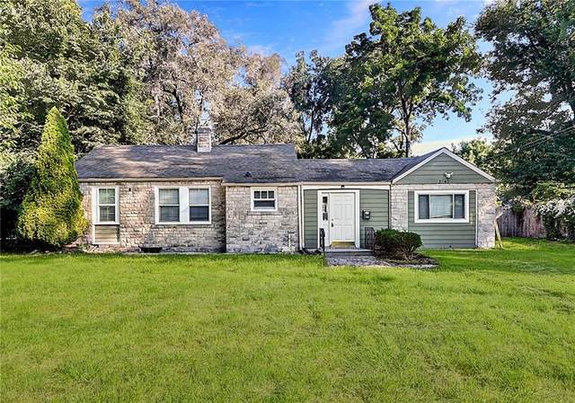 2342 E 66TH Street, Indianapolis, IN 46220 (MLS #21811849) :: Pennington Realty Team