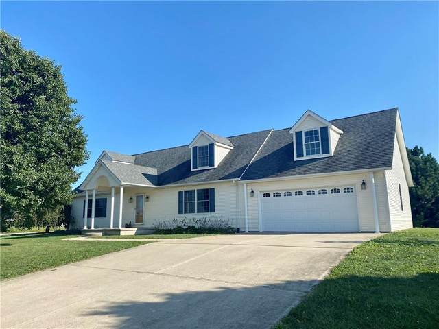 1601 W Seminole Street, Greensburg, IN 47240 (MLS #21811855) :: Mike Price Realty Team - RE/MAX Centerstone