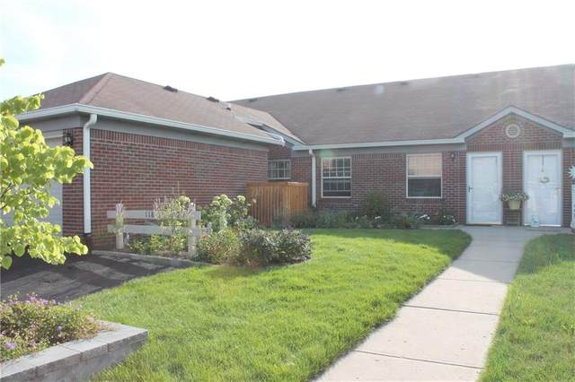 118 Andrews Boulevard #12, Plainfield, IN 46168 (MLS #21811857) :: Ferris Property Group